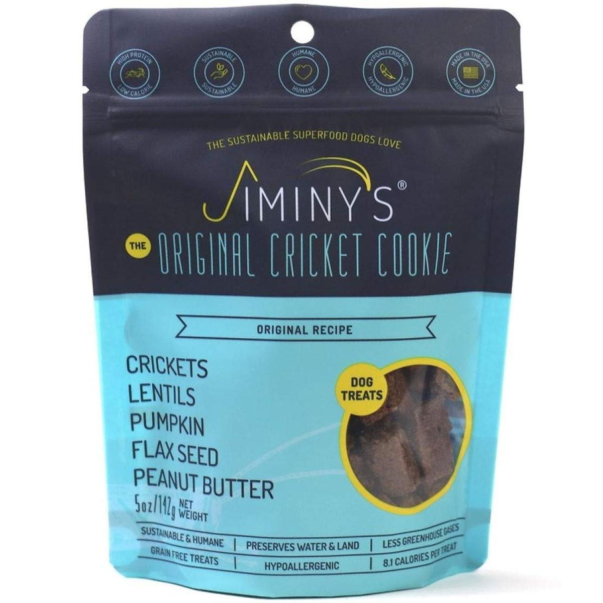 Jiminy's Cricket Cookie Original Recipe Dog Treats