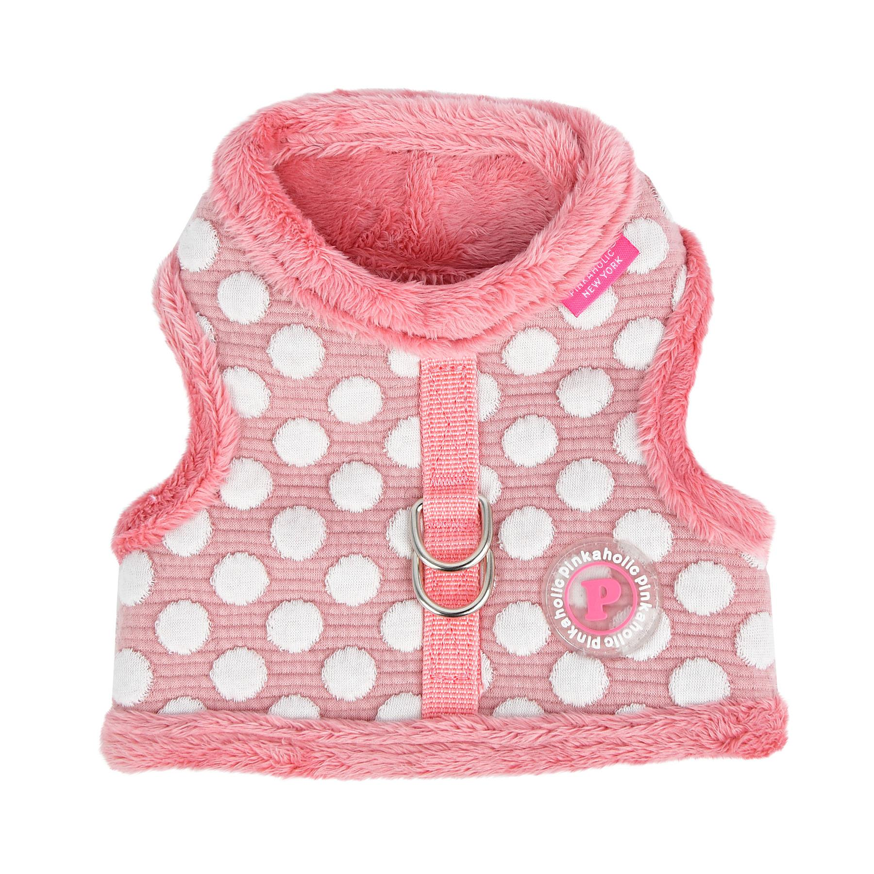 Joceline Jacket Dog Harness By Pinkaholic - Pink