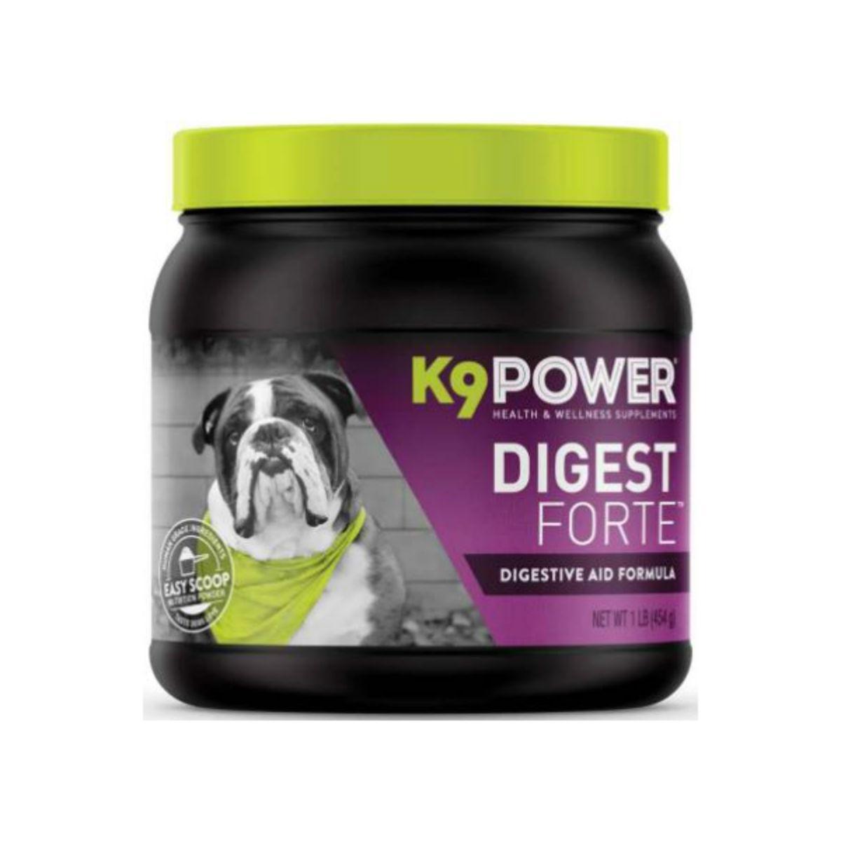 K9 Power Digest Forte Digestive Aid Dog Supplement
