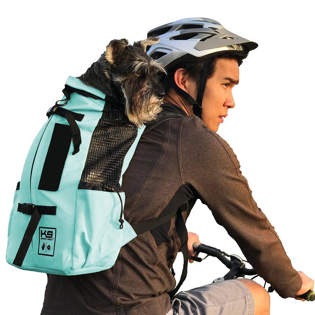 K9 Sport Sack Air 2 Dog Backpack - Mint