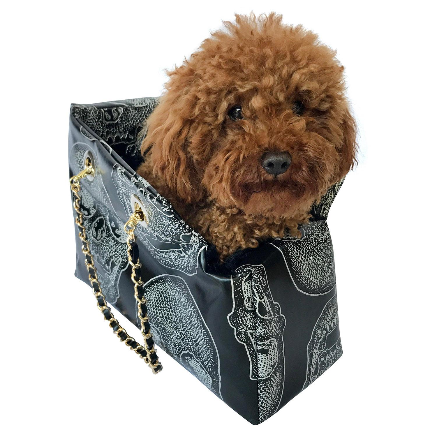 Kate Dog Carrier by The Dog Squad - Skully