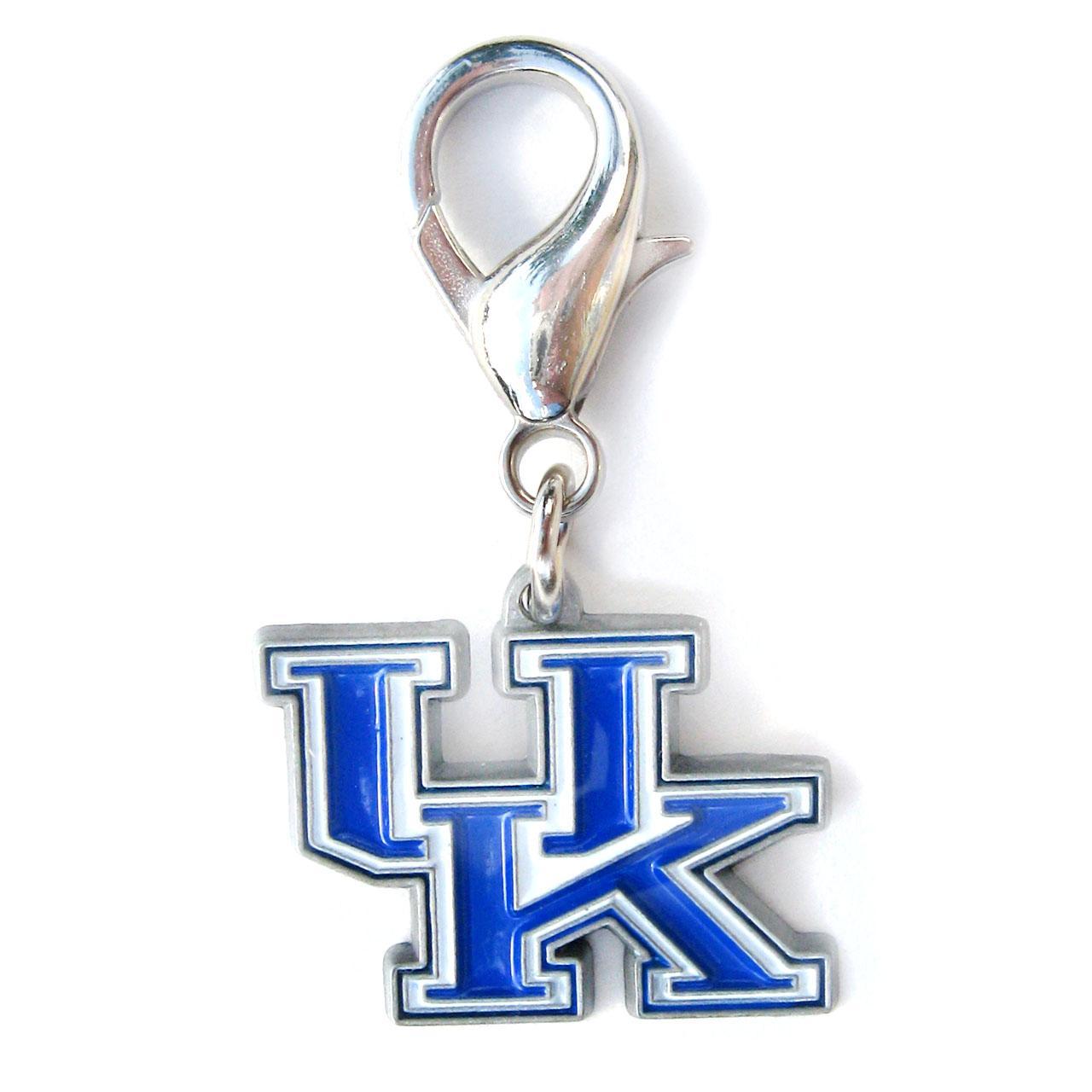 Kentucky Wildcats Dog Collar Charm