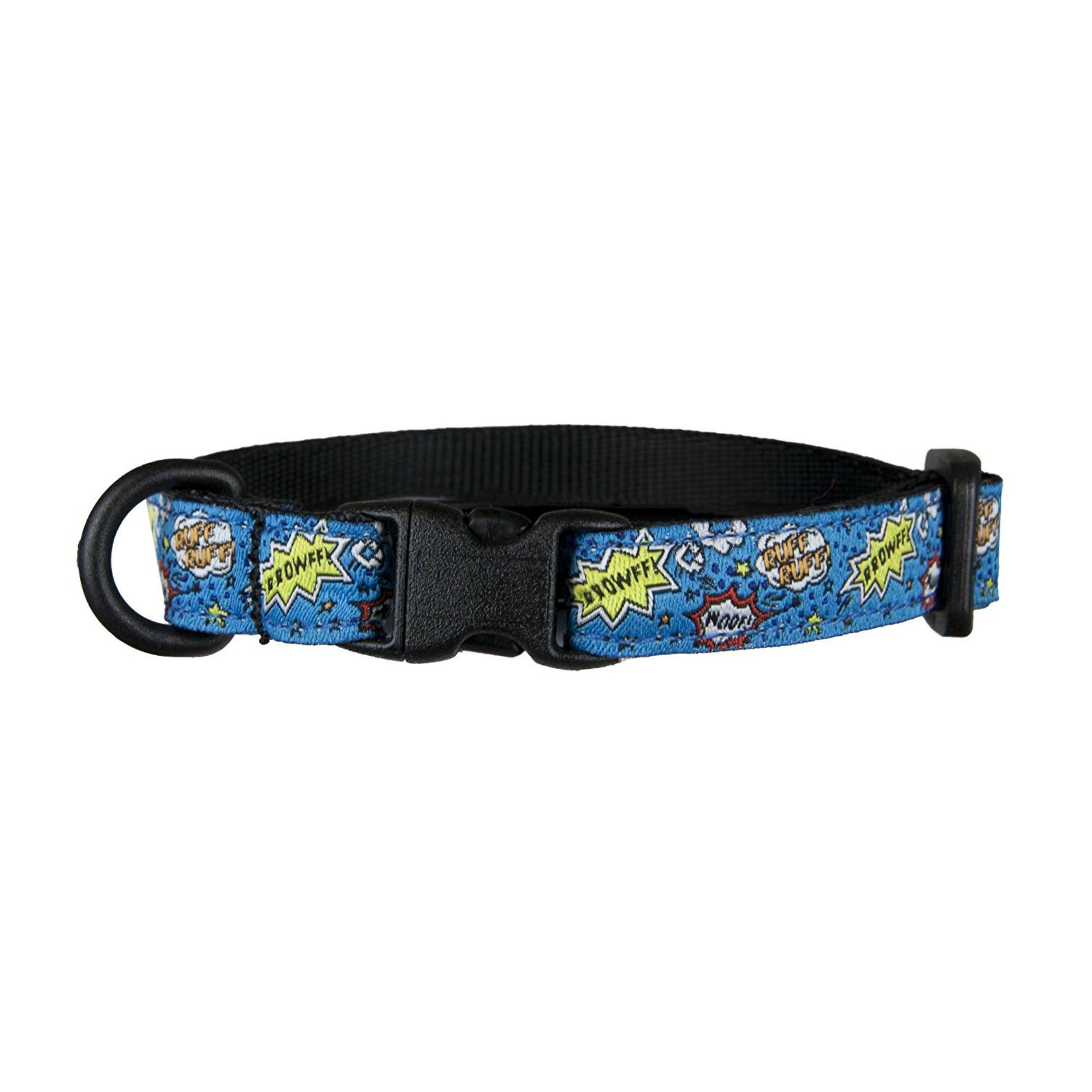 Kitty Breakaway Cat Collar - Comic Sounds