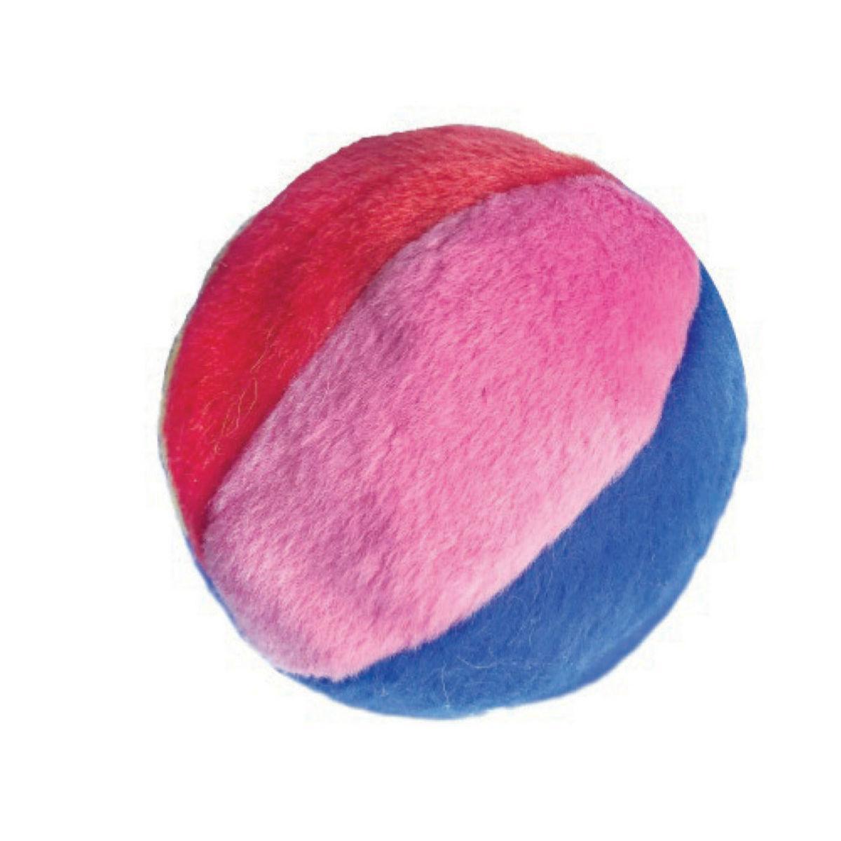 Kittybelles Beach Ball Plush Cat Toy