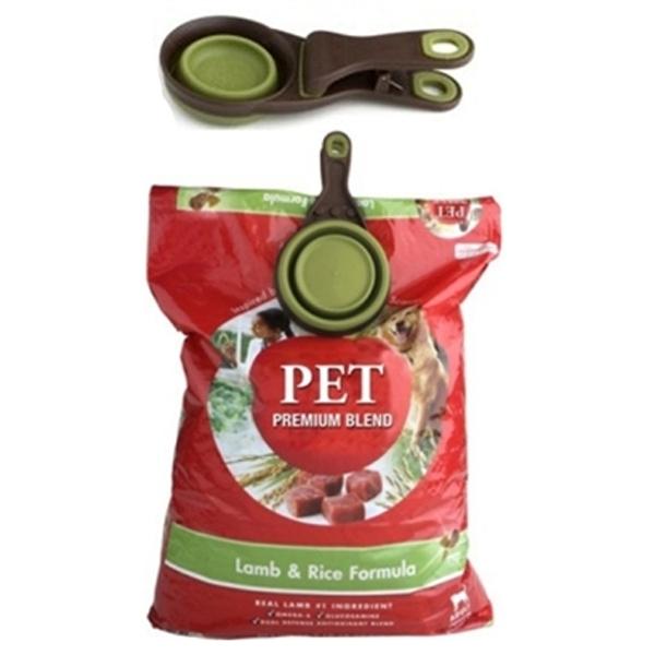 How To Keep Dog Food Bag Closed