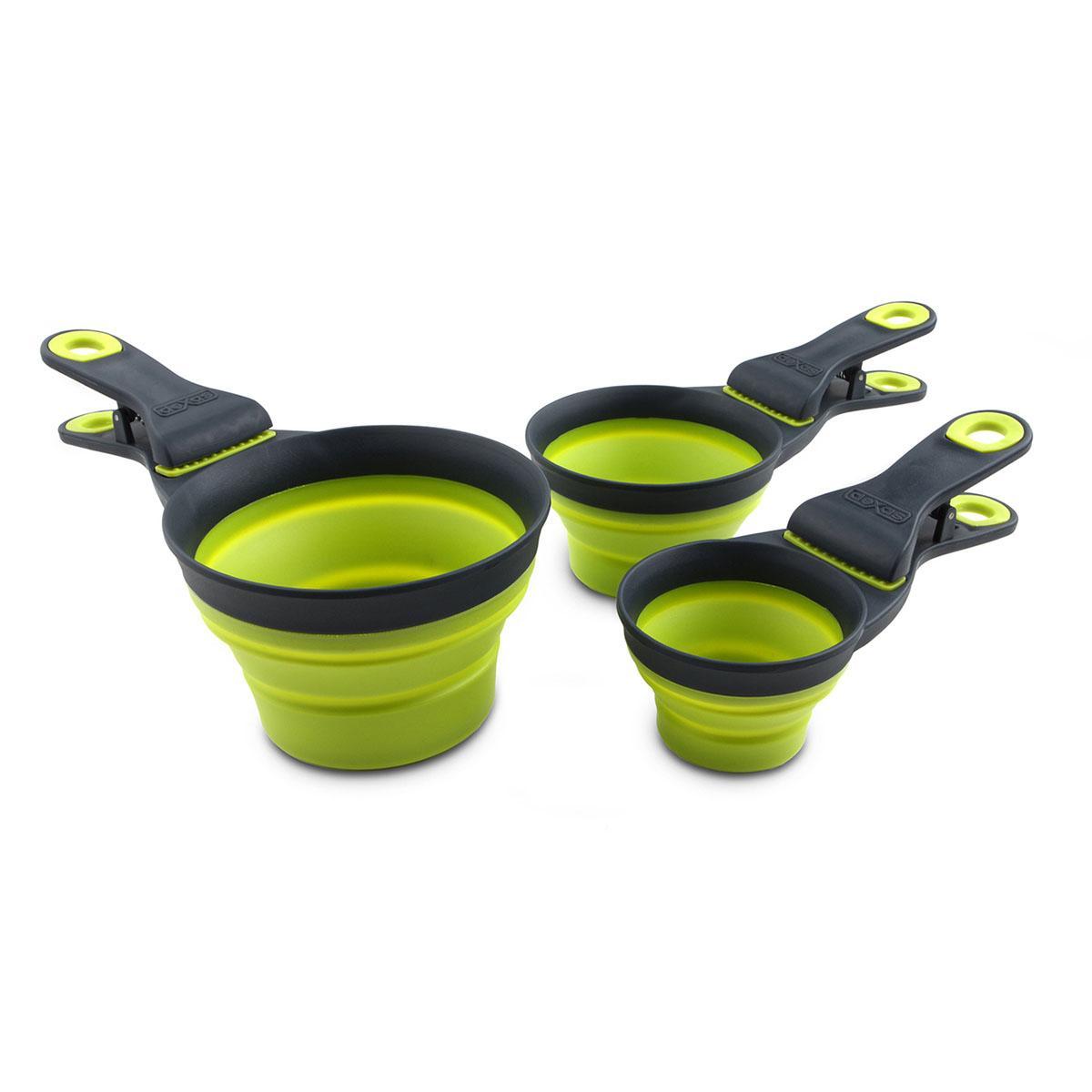 Collapsible KlipScoop by Popware - Neon Green