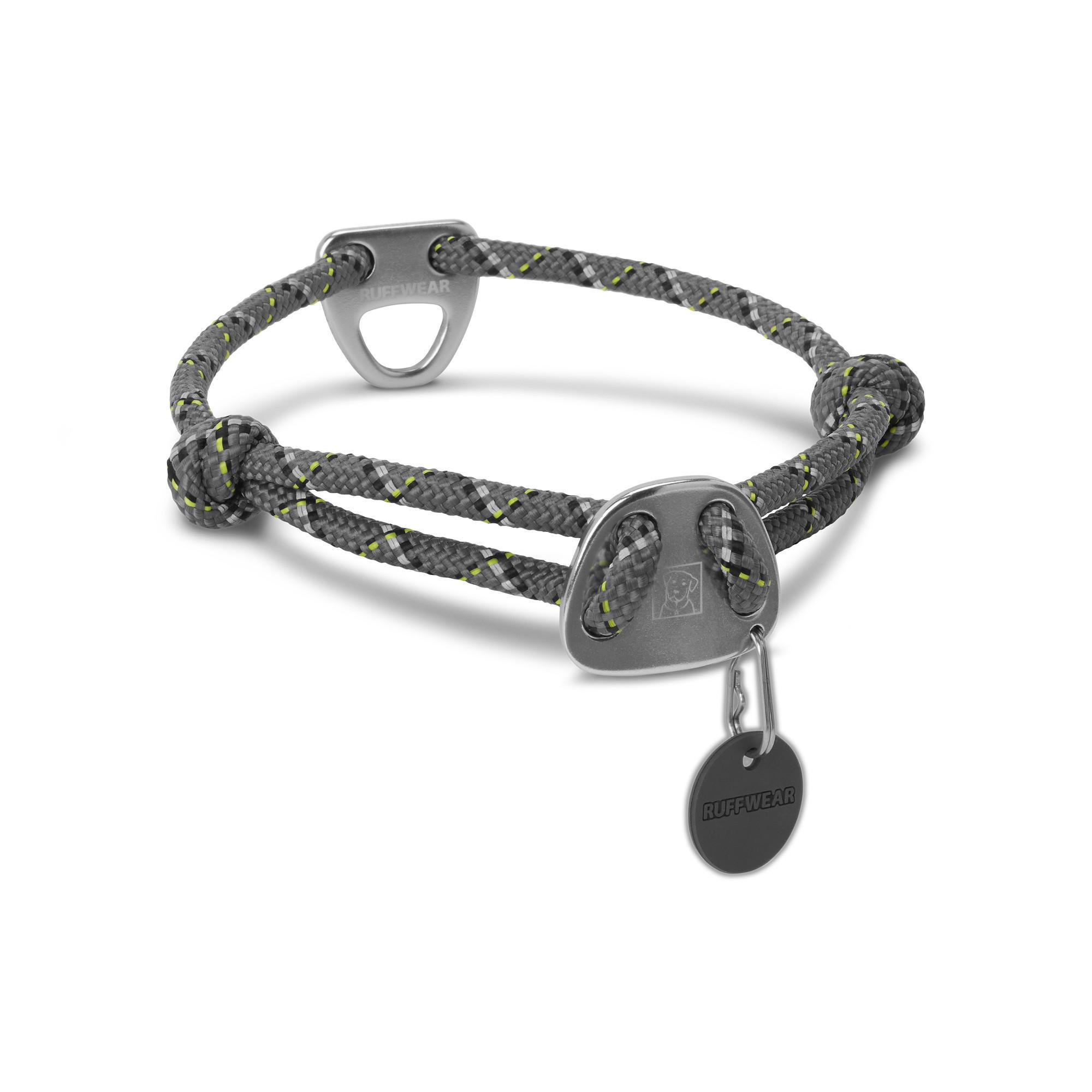 Knot-A-Collar Dog Collar by RuffWear - Granite Gray