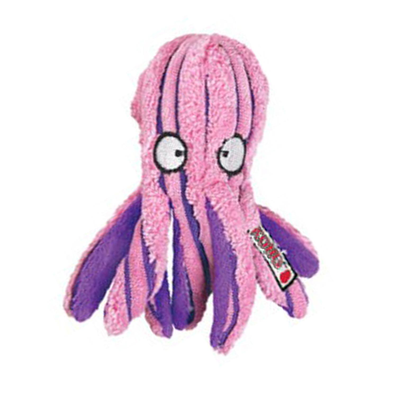 KONG Cuteseas Cat Toy - Octopus