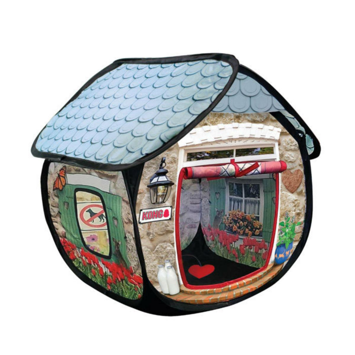 KONG Play Spaces Bungalow Cat House