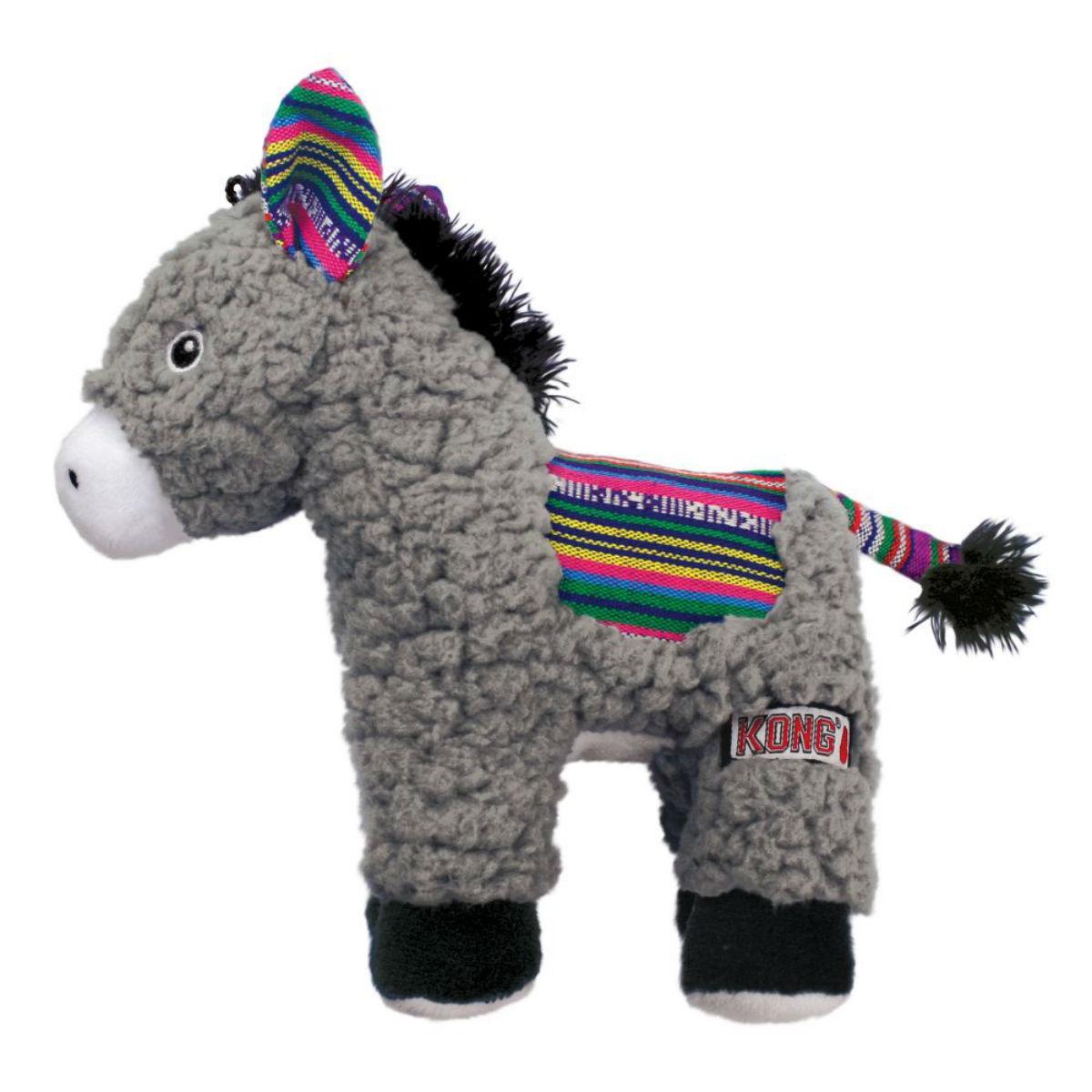 KONG Sherps Donkey Dog Toy