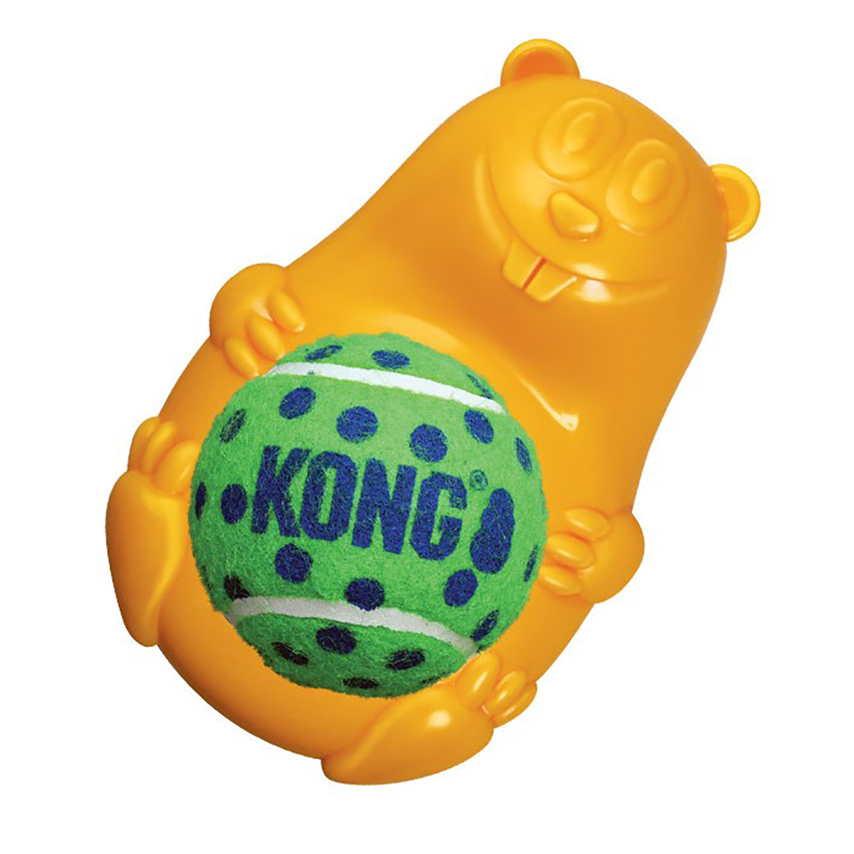 KONG Tennis Pals Dog Toy - Beaver