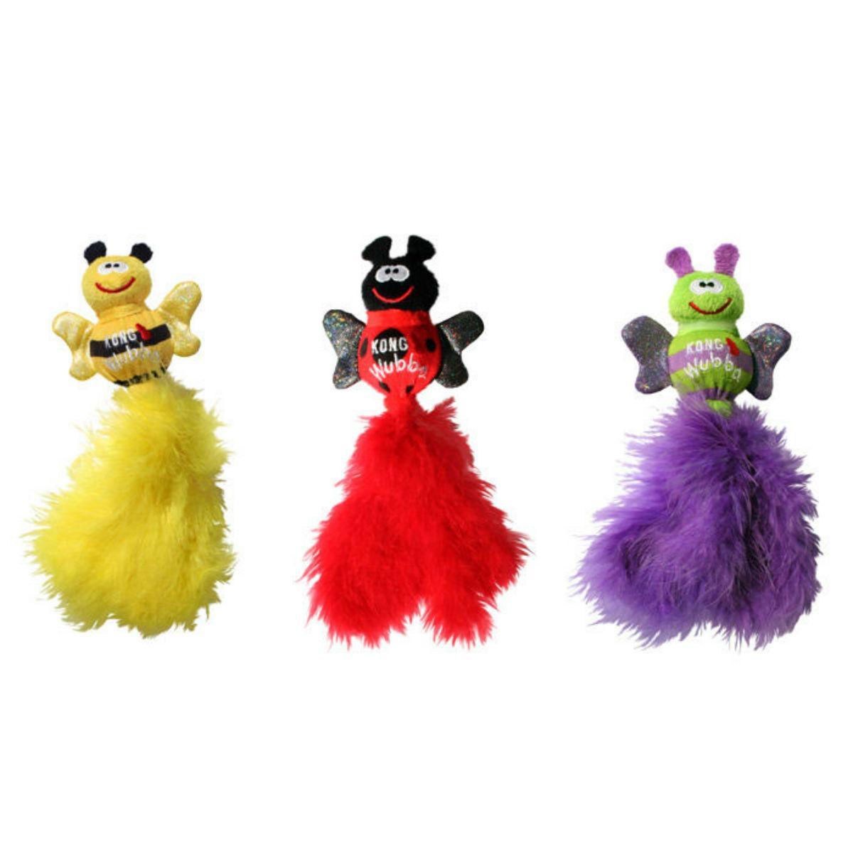KONG Wubba Cat Toy - Bug