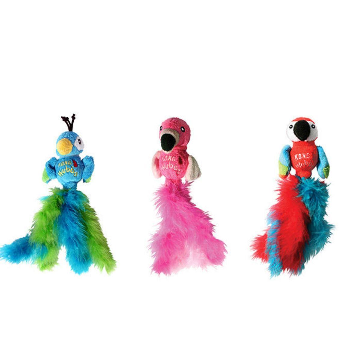 KONG Wubba Cat Toy - Bird