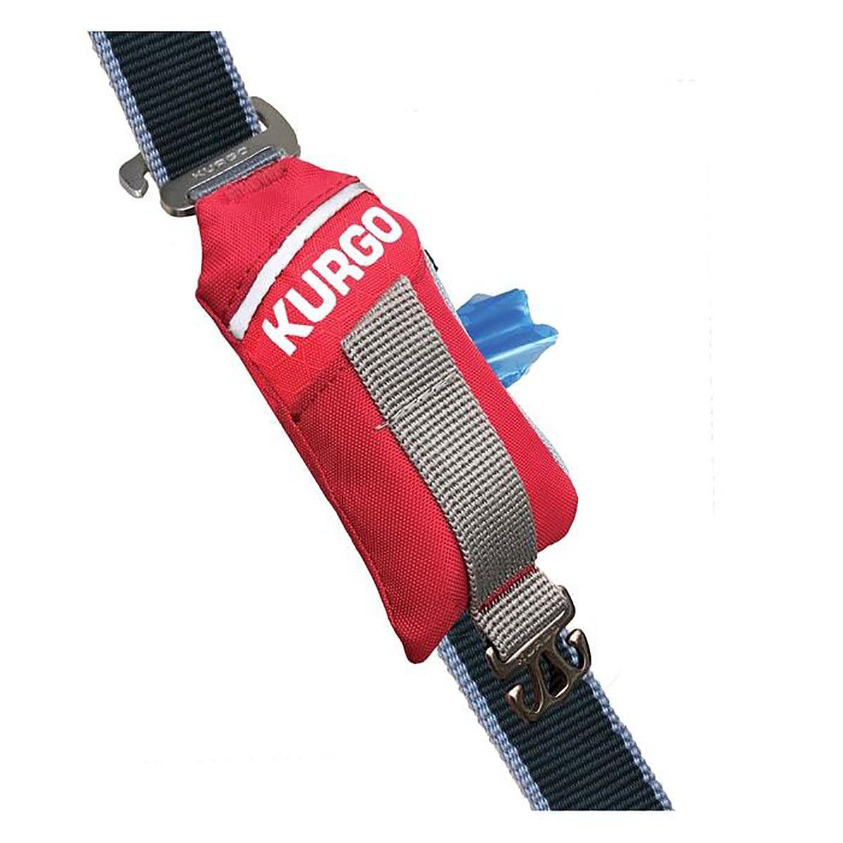 Kurgo Duty Bag - Dog Poop Bag Dispenser for Leashes
