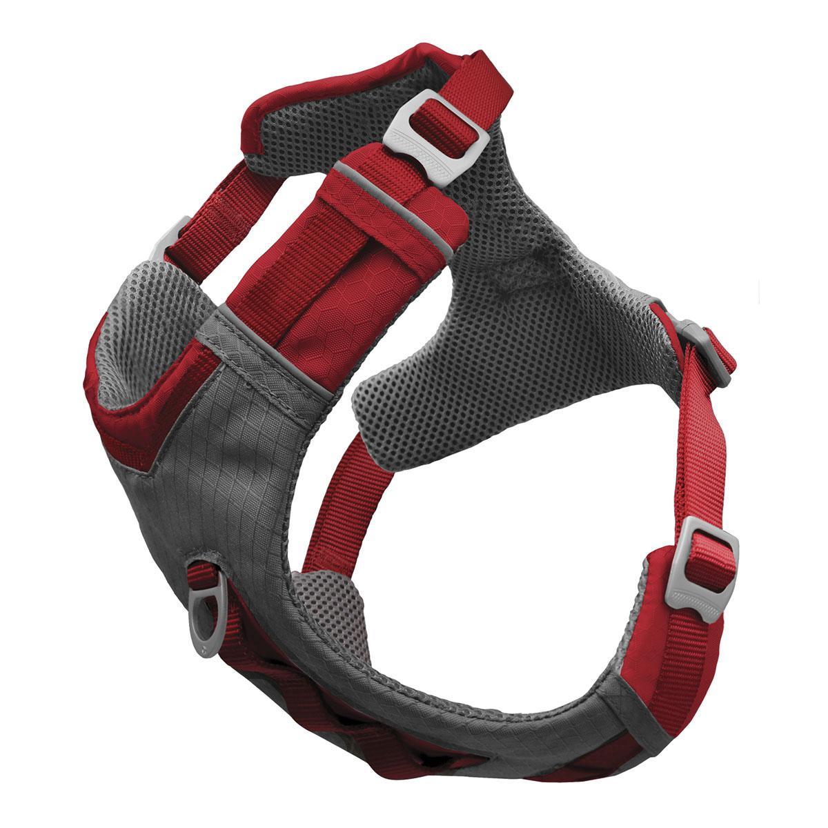 Kurgo Journey Air Dog Harness - Red