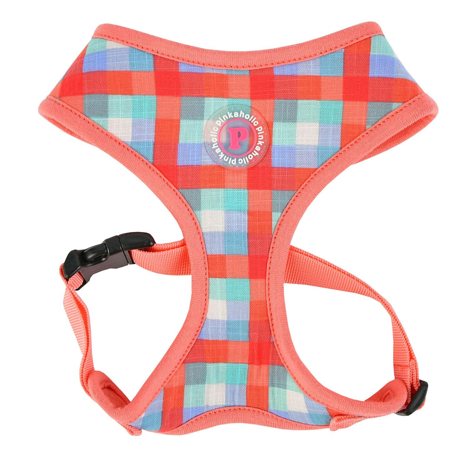 Vivica Basic Style Dog Harness by Pinkaholic - Pink