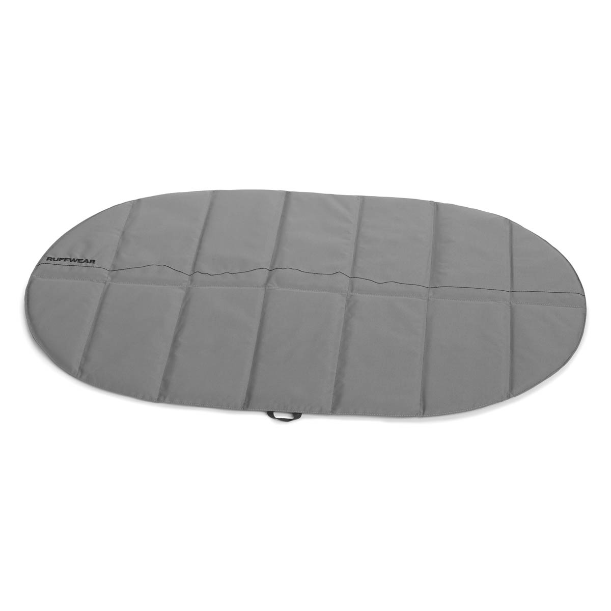 Highlands Pad Dog Bed by RuffWear - Granite Gray