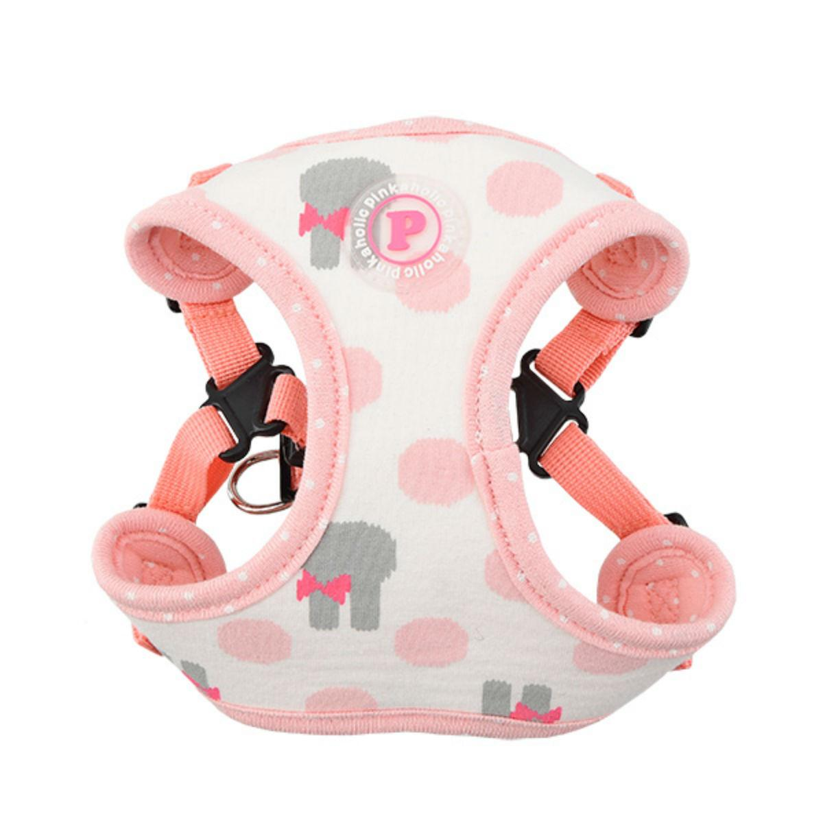 Lapine Comfort Dog Harness by Pinkaholic - Ivory