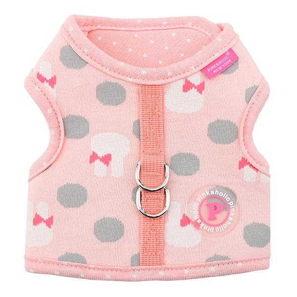 Lapine Pinka Dog Harness by Pinkaholic - Pink