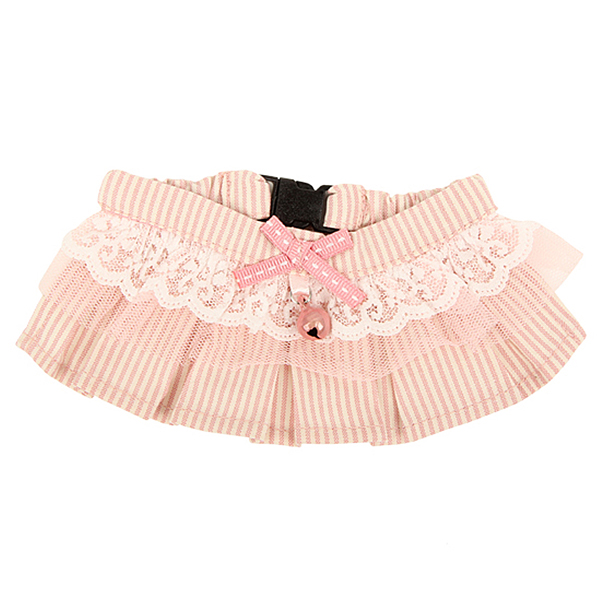 Lauren Cat Collar Scarf by Catspia - Pink