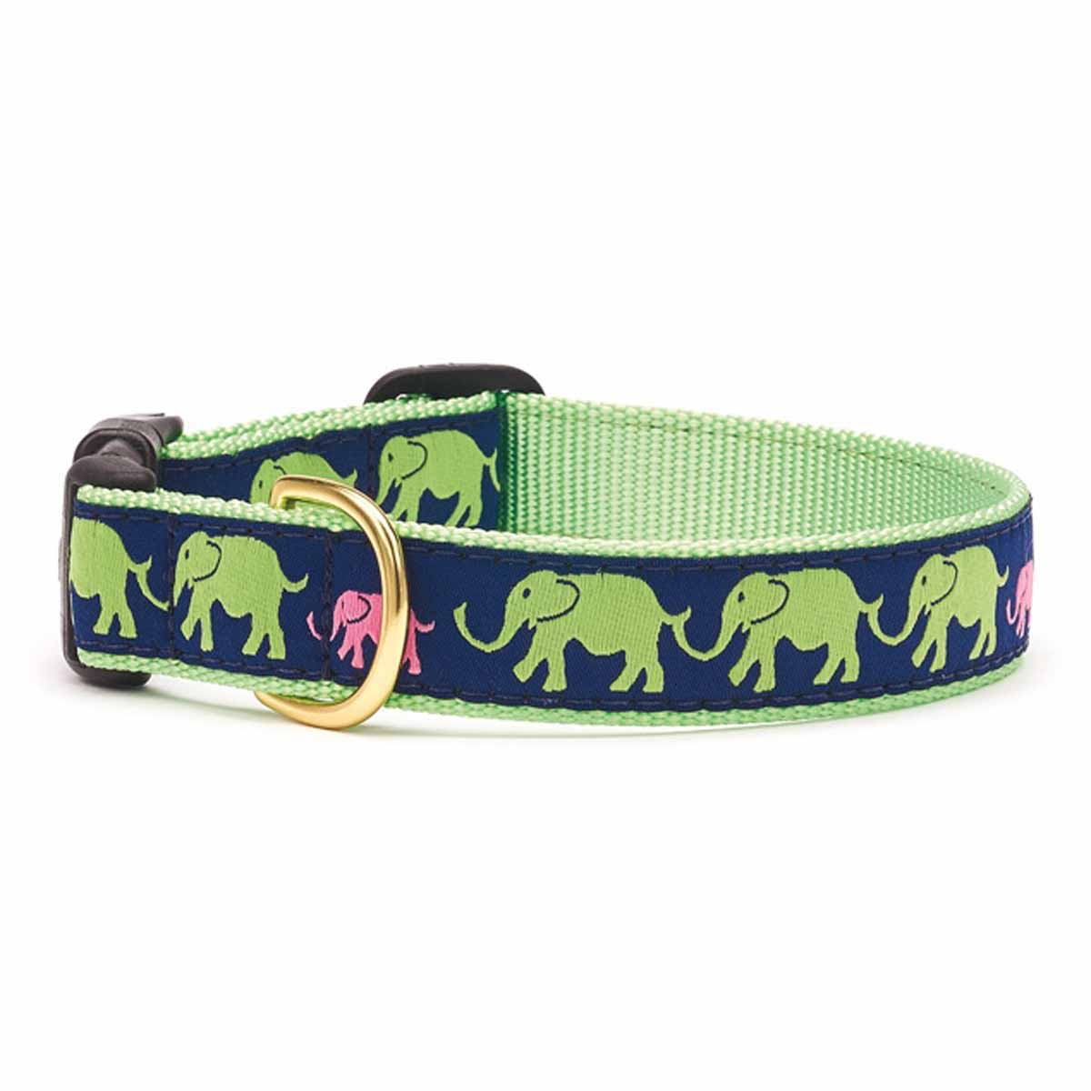 Leader of the Pach Dog Collar by Up Country