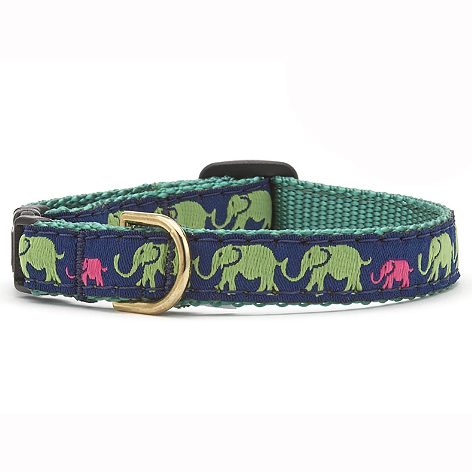 Leader of the Pack Cat Collar by Up Country