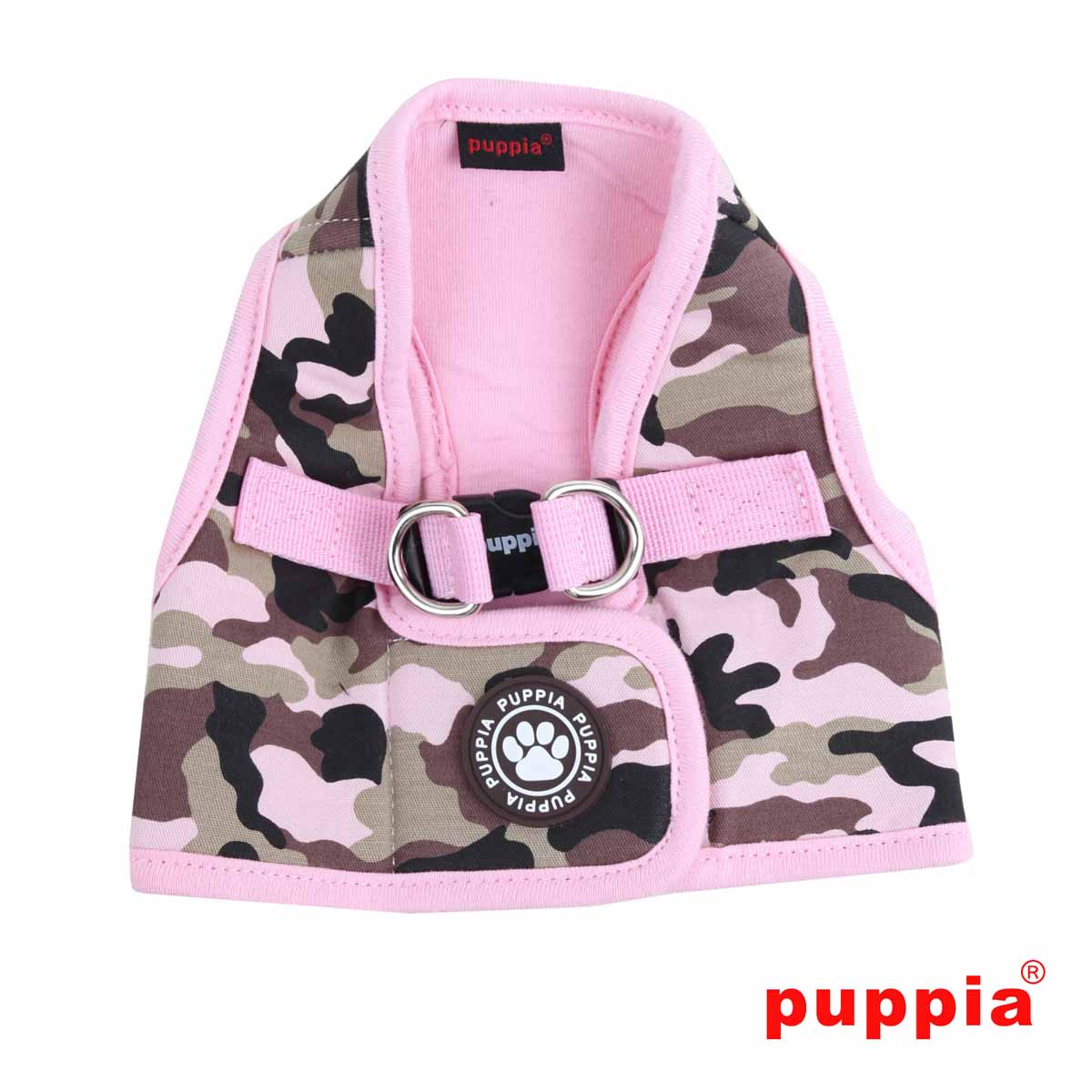 Legend Dog Harness Vestpuppia Pink Camo on How To Make A Dog Harness Vest