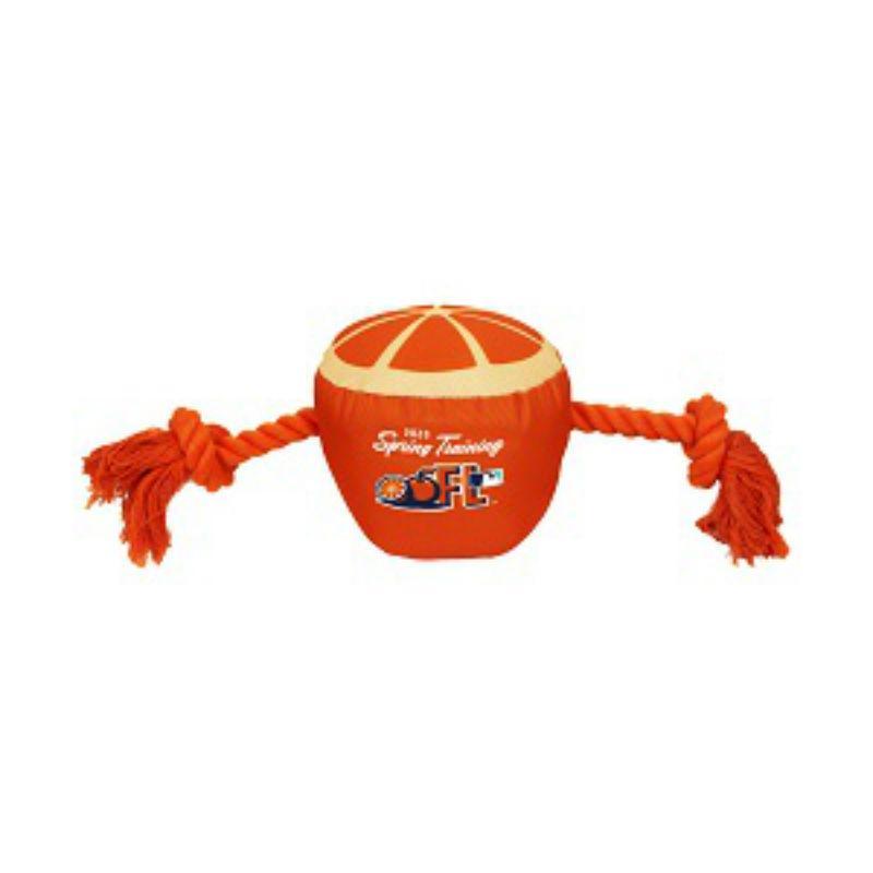 Limited Edition- Spring Training Florida Grapefruit Dog Toy