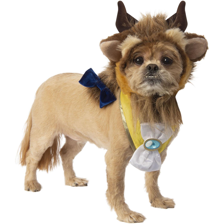 Beauty and the Beast Dog Costume Accessory Set - Beast