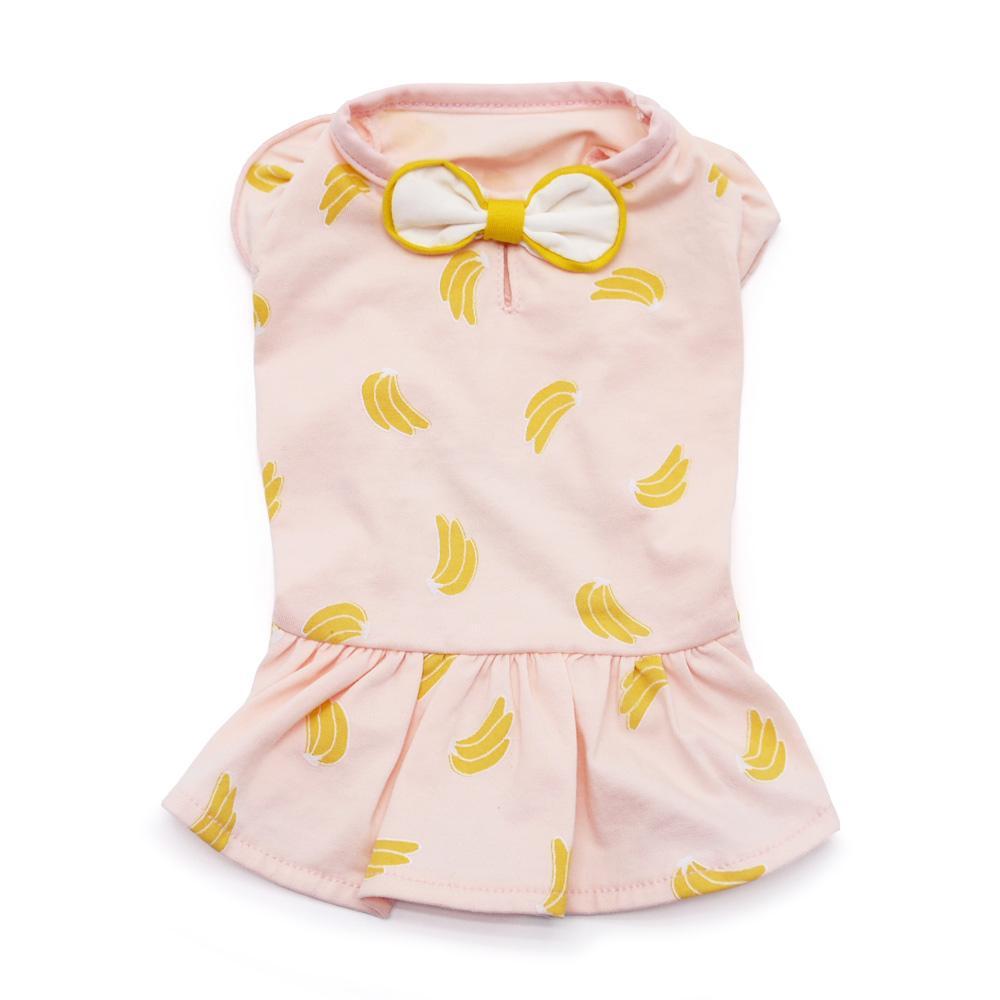 Banana Dog Dress by Dogo