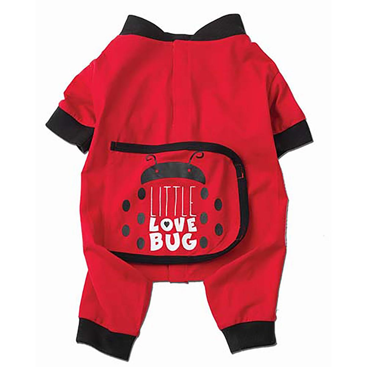 Little Love Bug Dog Pajamas
