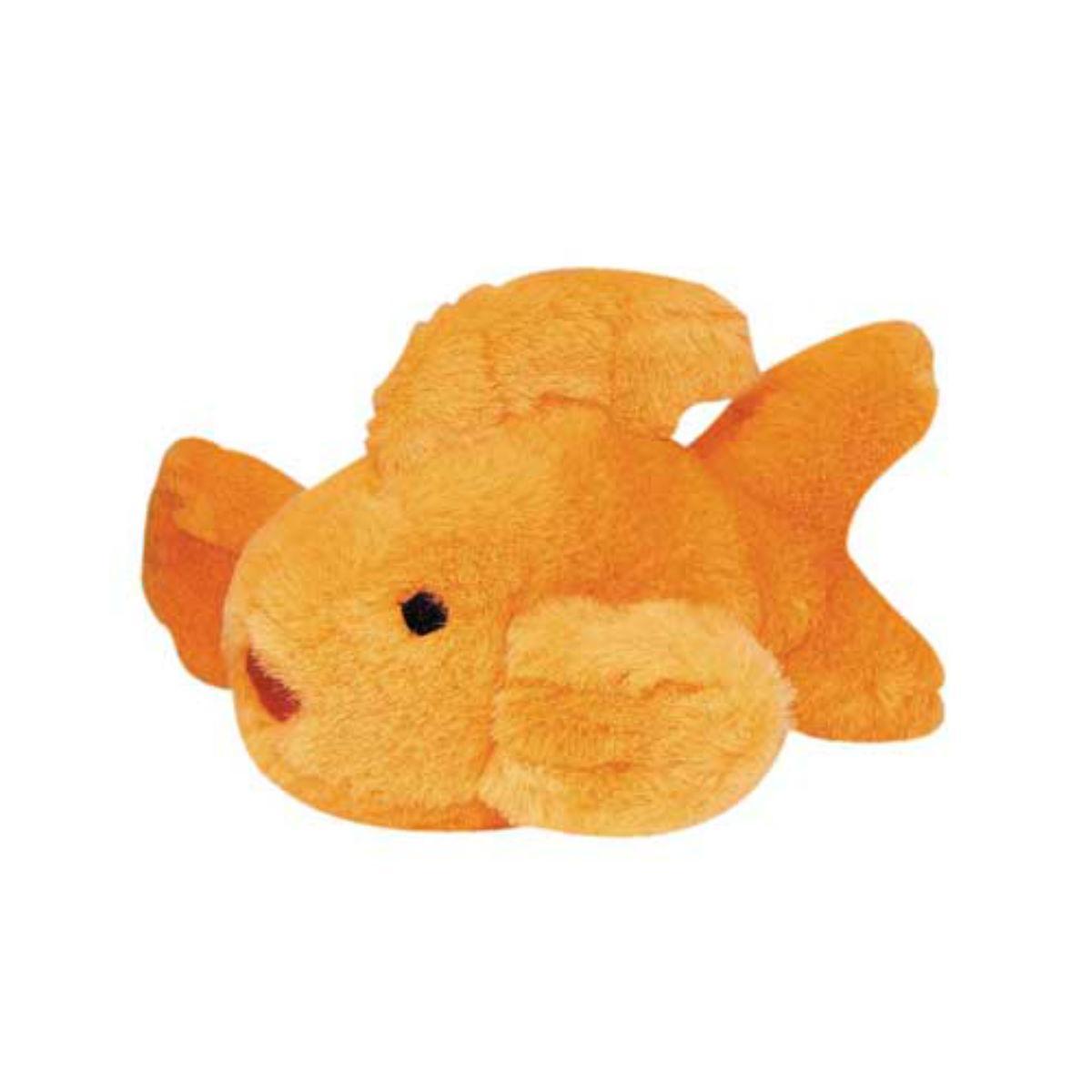 Look Who's Talking Dog Toy - Goldfish