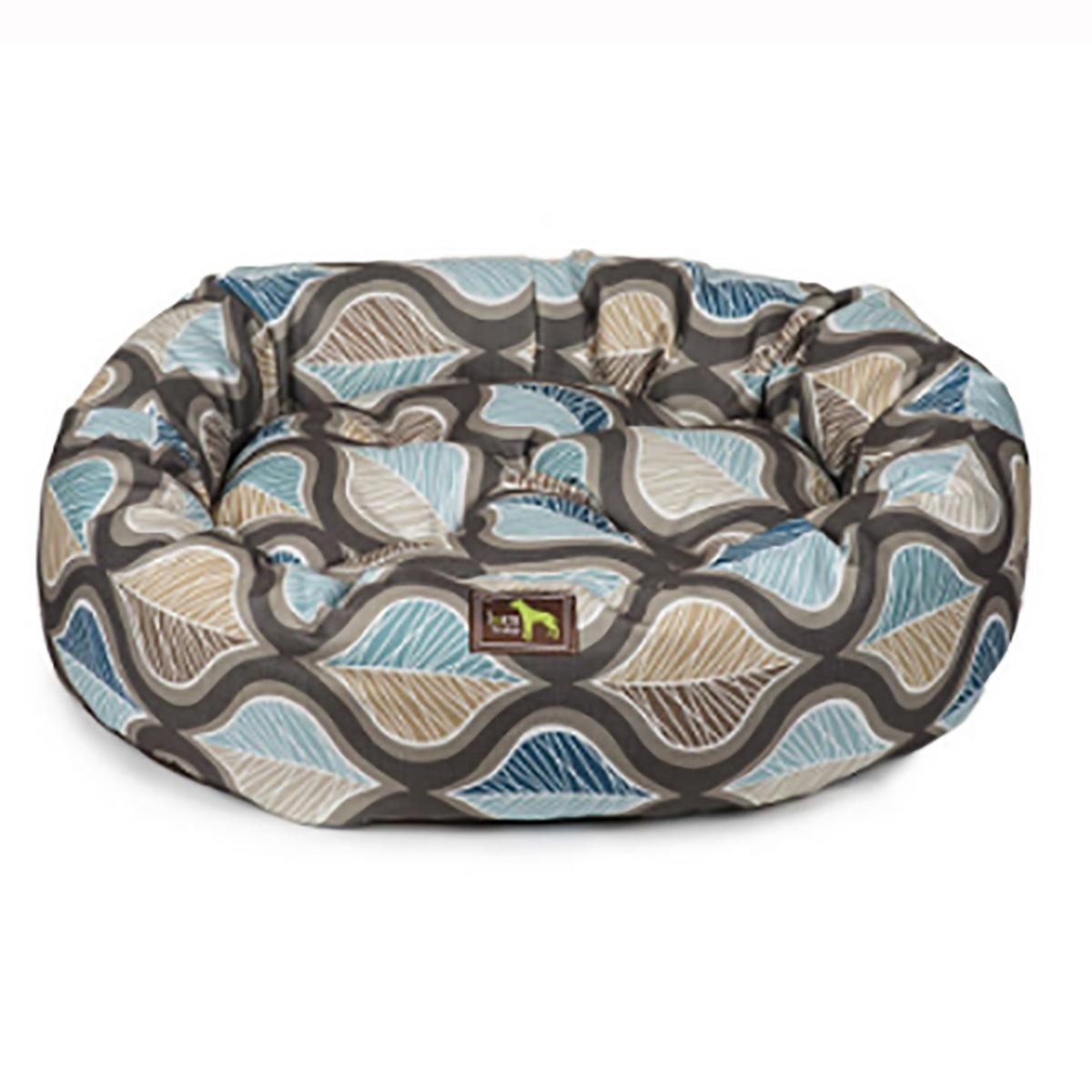 Luca Nest Dog Bed - Hampton Blue