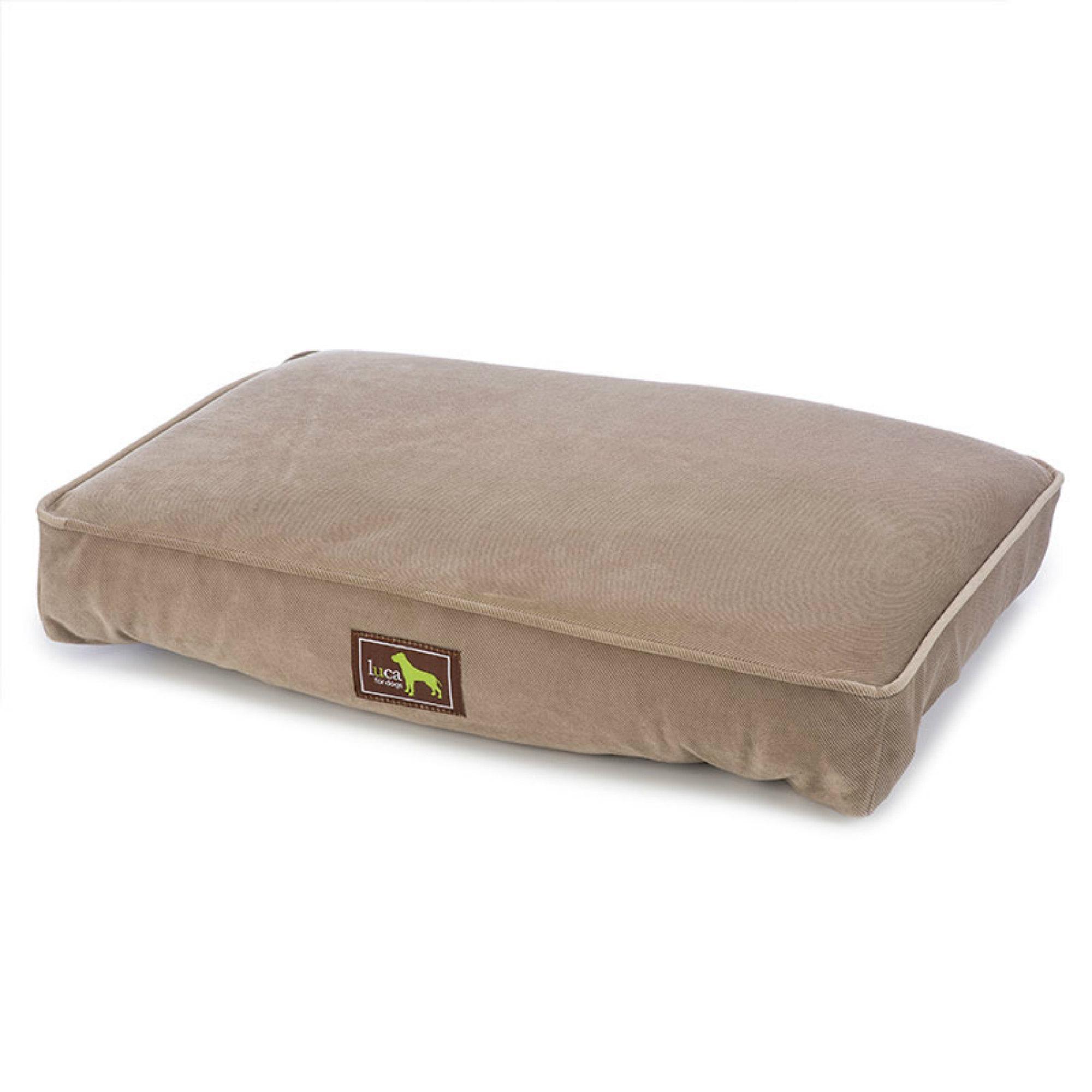 Luca Orthopedic Dog Bed - Sand