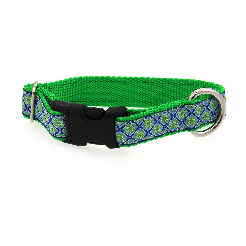 Four Leaf Clover Dog Collar