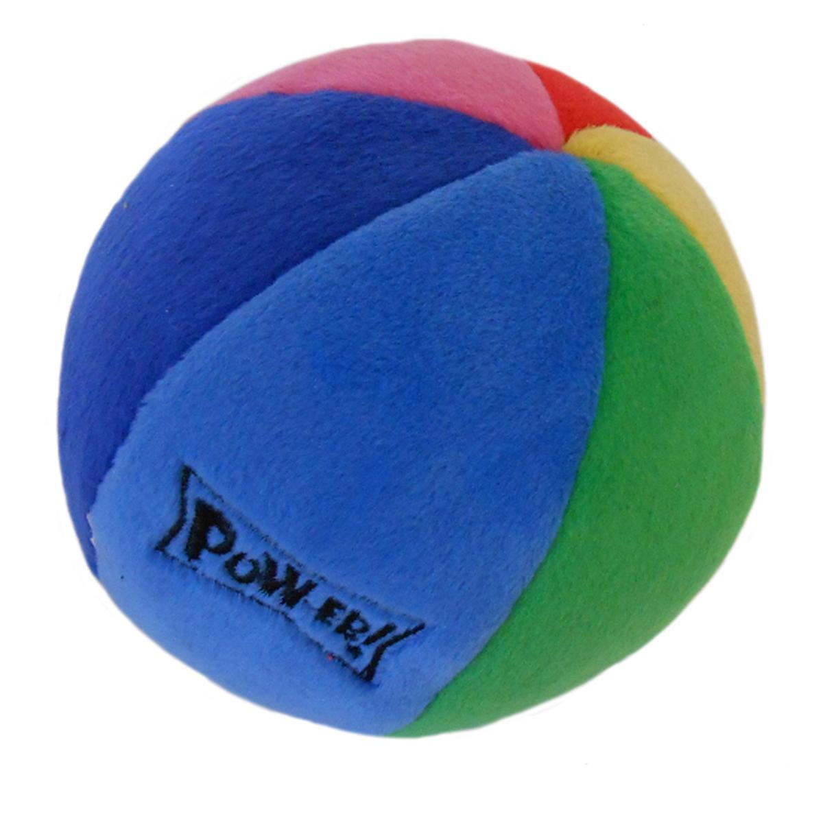 Lulubelles Power Plush Dog Toy - Beachball