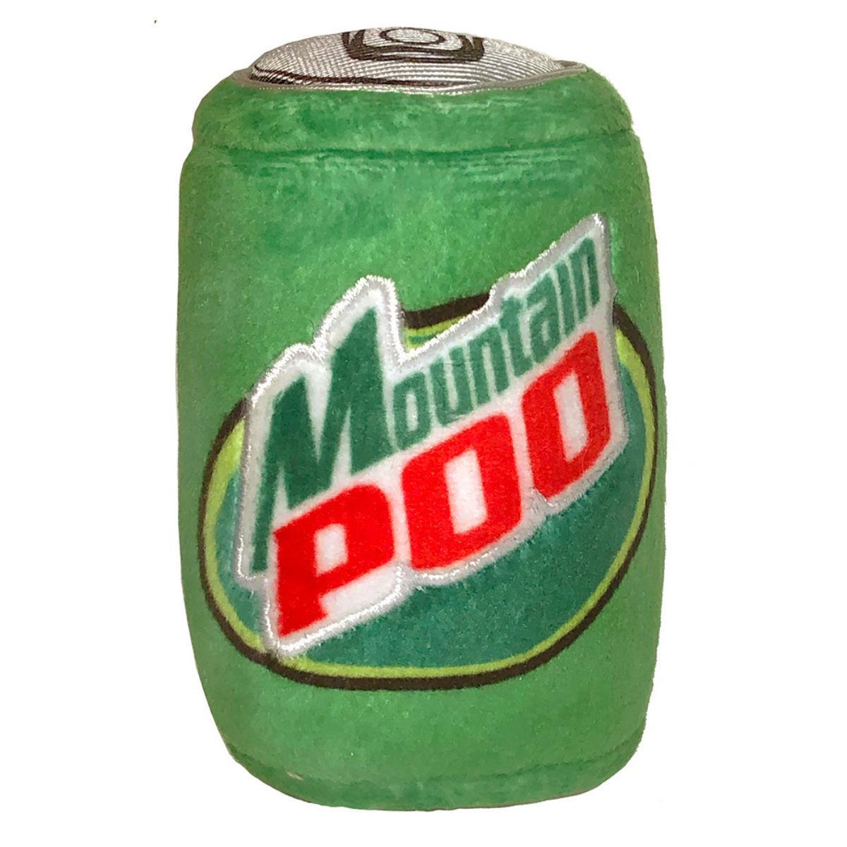Lulubelles Power Plush Dog Toy - Mountain Poo