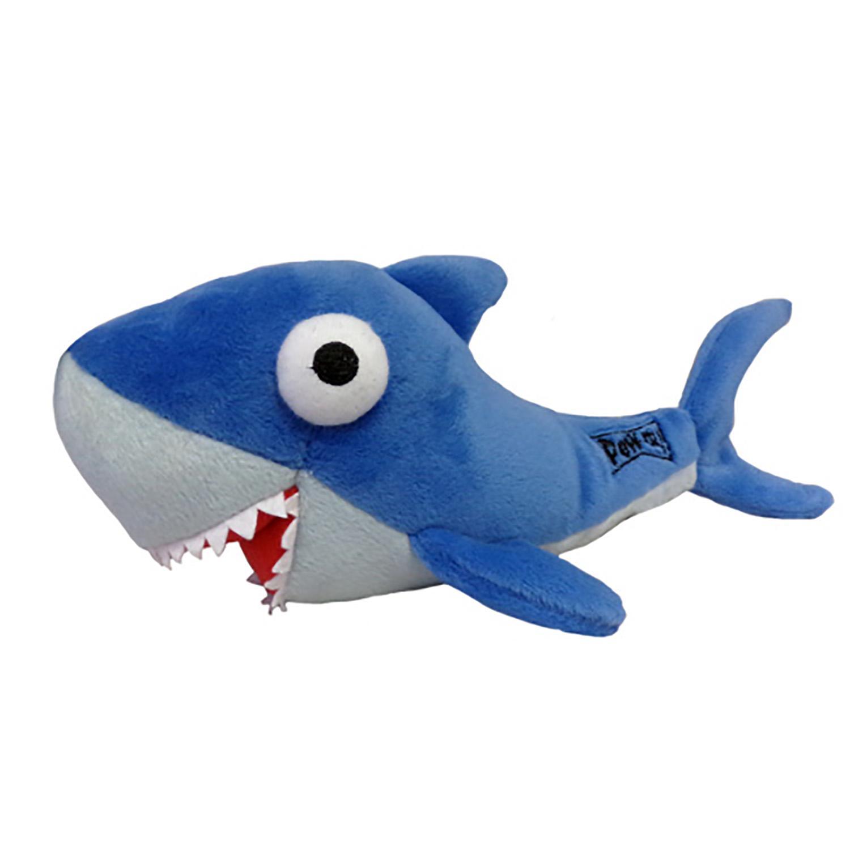 Lulubelles Power Plush Dog Toy - Shark