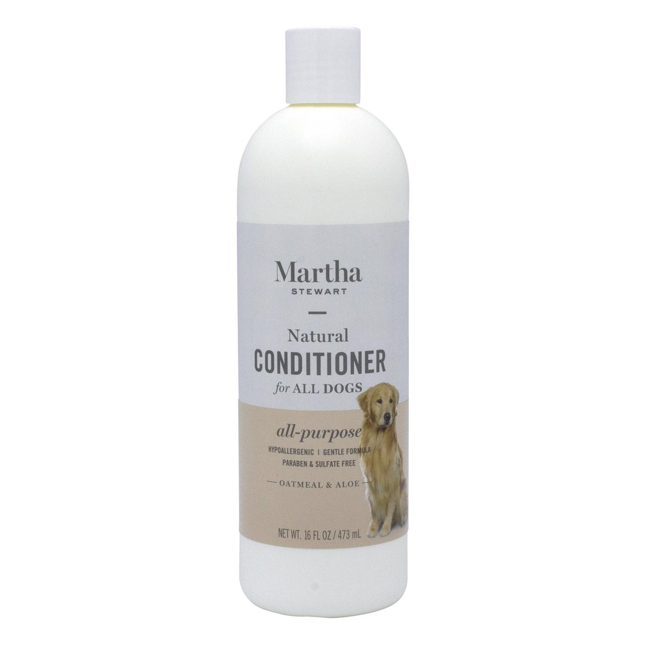 Martha Stewart All-Purpose Conditioner for Dogs with Oatmeal and Aloe