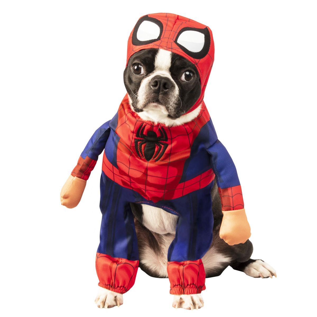 Marvel Walking Spider-Man Dog Costume
