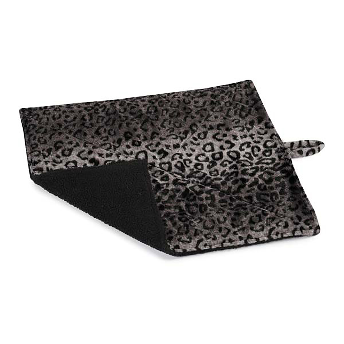 Meow Town ThermaPet Cat Mat - Gray Leopard