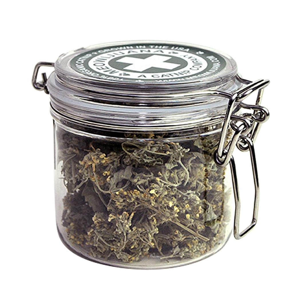 Meowijuana Catnip Buds Jar