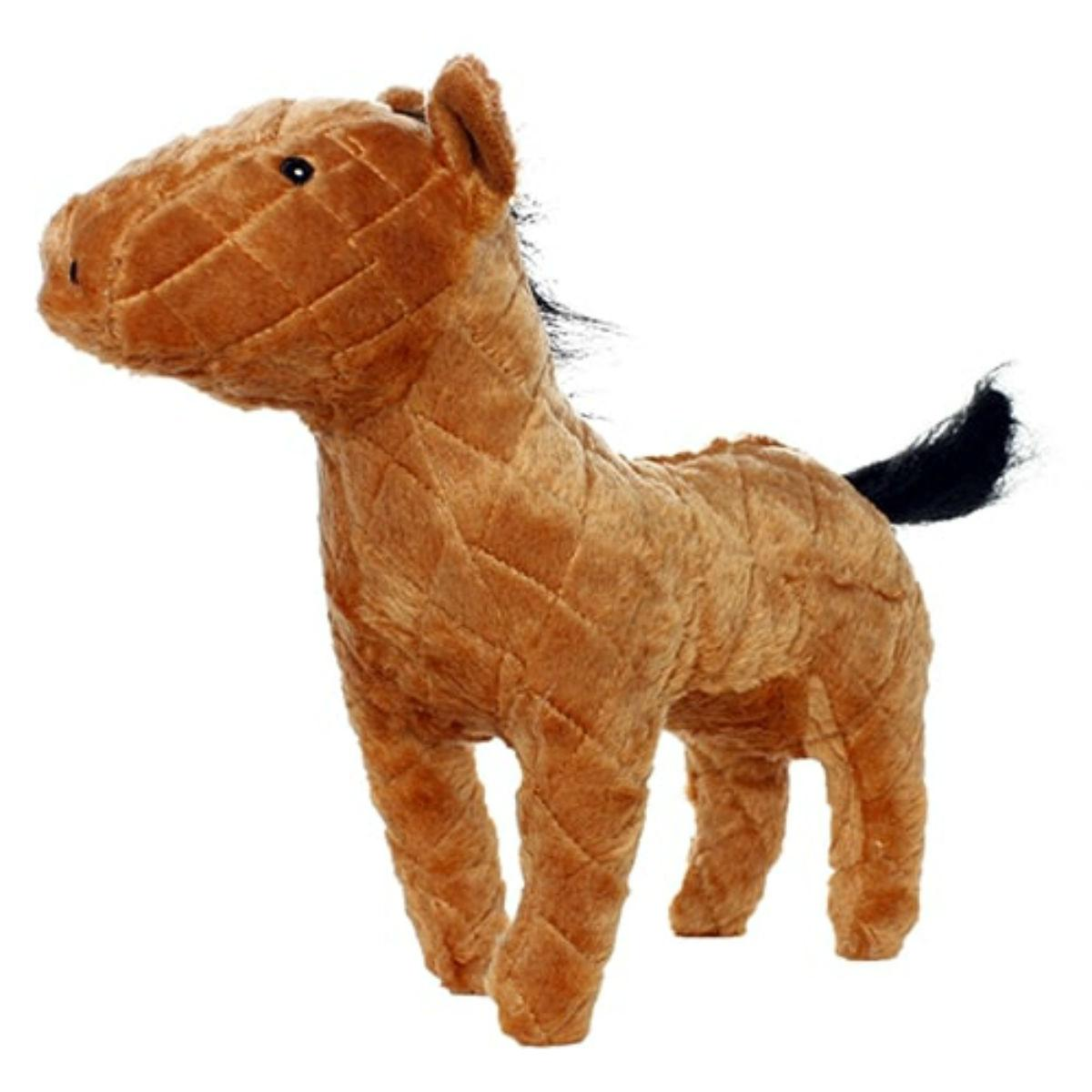 Mighty Farm Series Dog Toy - Haydin Horse