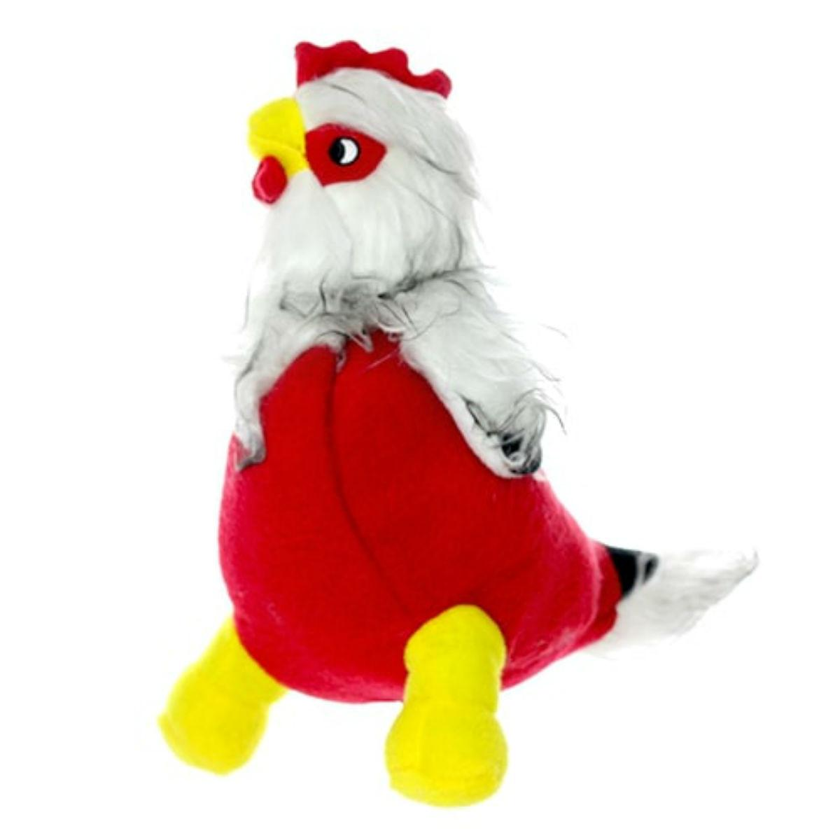 Mighty Farm Series Dog Toy - Rooster