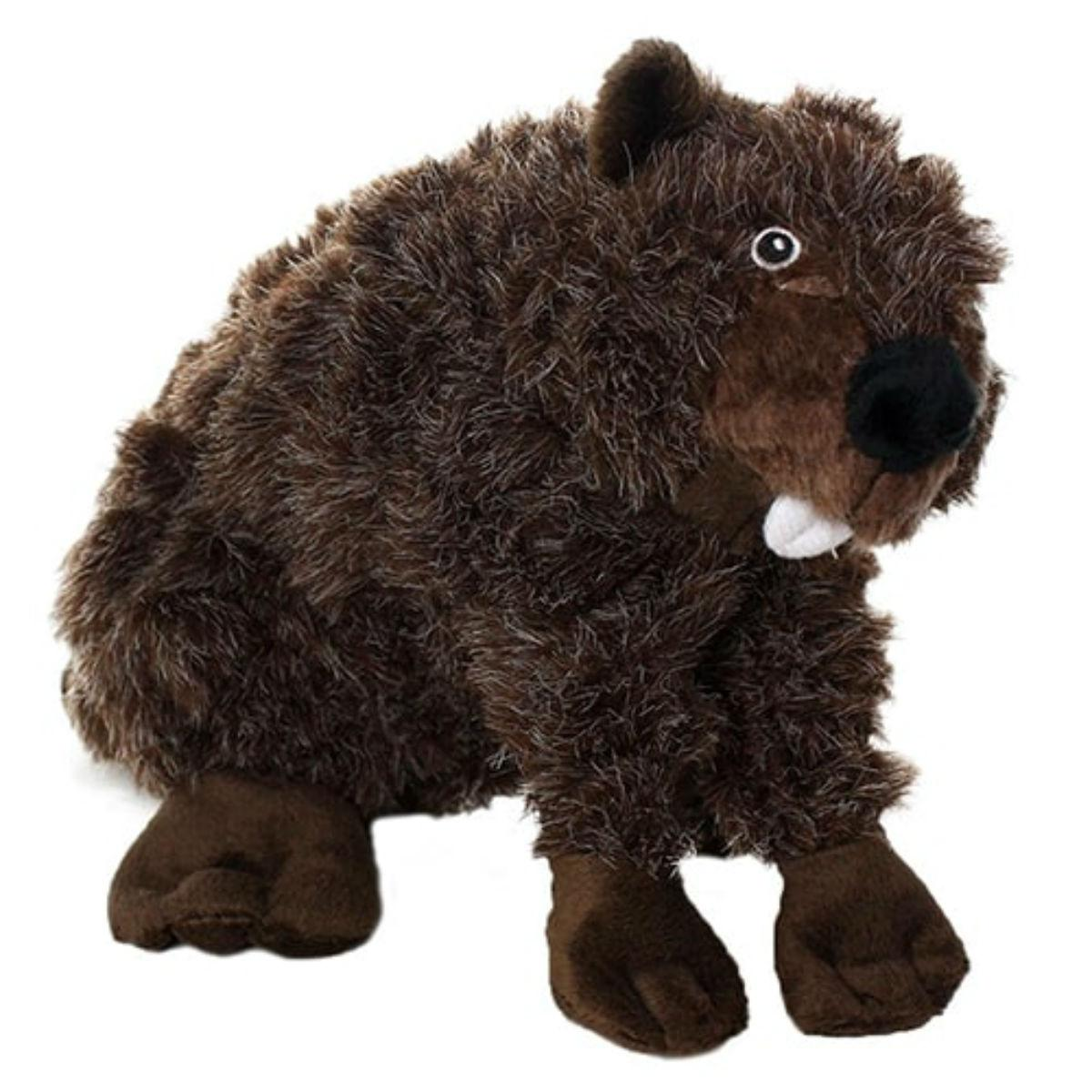 Mighty Nature Series Dog Toy - Beaver