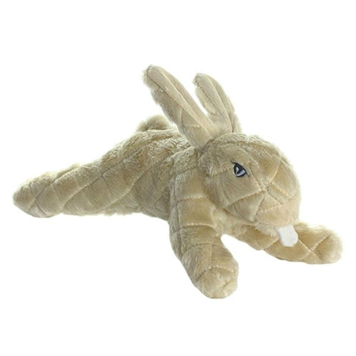 Mighty Nature Series Dog Toy - Brown Rabbit