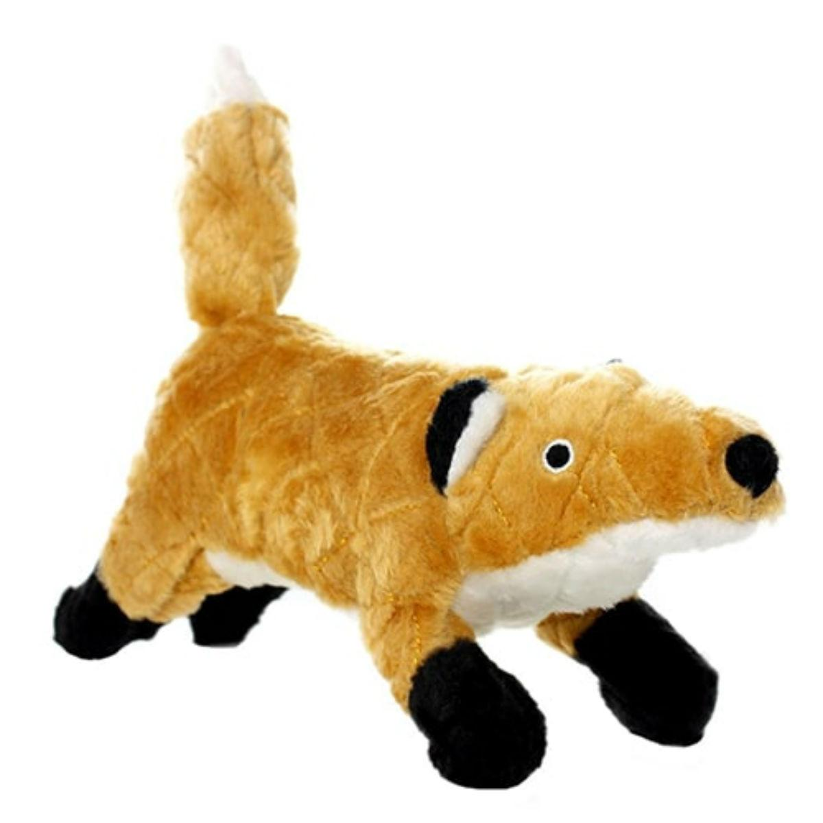 Mighty Nature Series Dog Toy - Fox