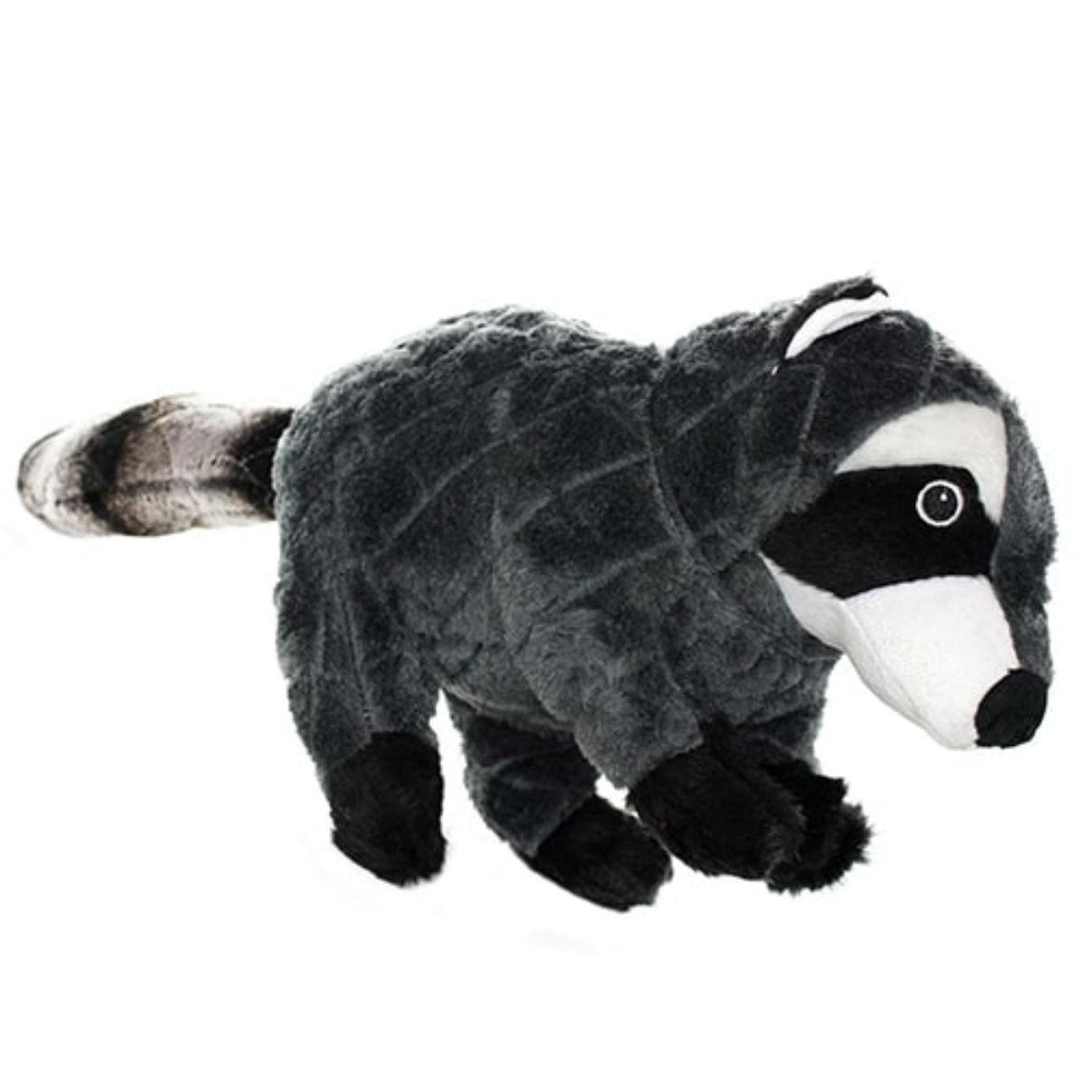 Mighty Nature Series Dog Toy - Raccoon