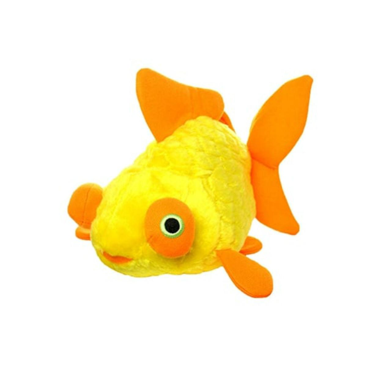 Mighty Ocean Series Dog Toy - Gideon Goldfish