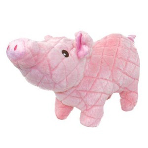 Mighty Farm Series Dog Toy - Paisley Piglet